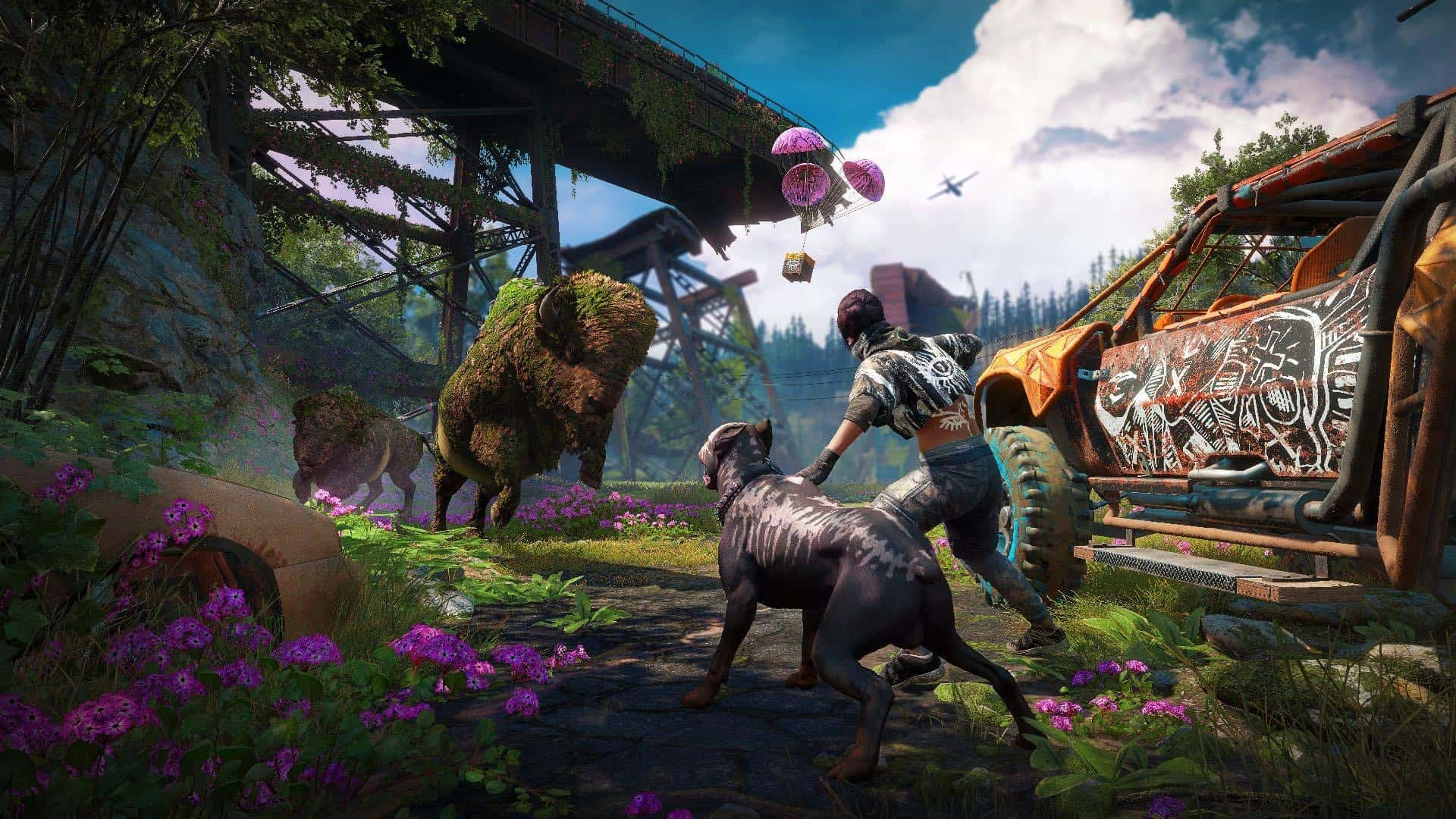 Far Cry New Dawn Scaricare gratis