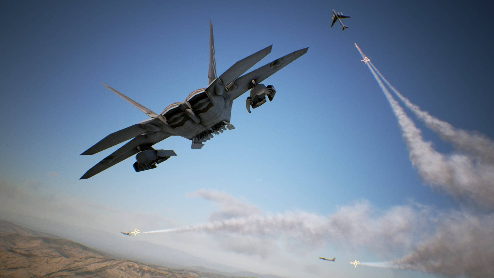 Ace Combat 7 Skies Unknown Scaricare gratis