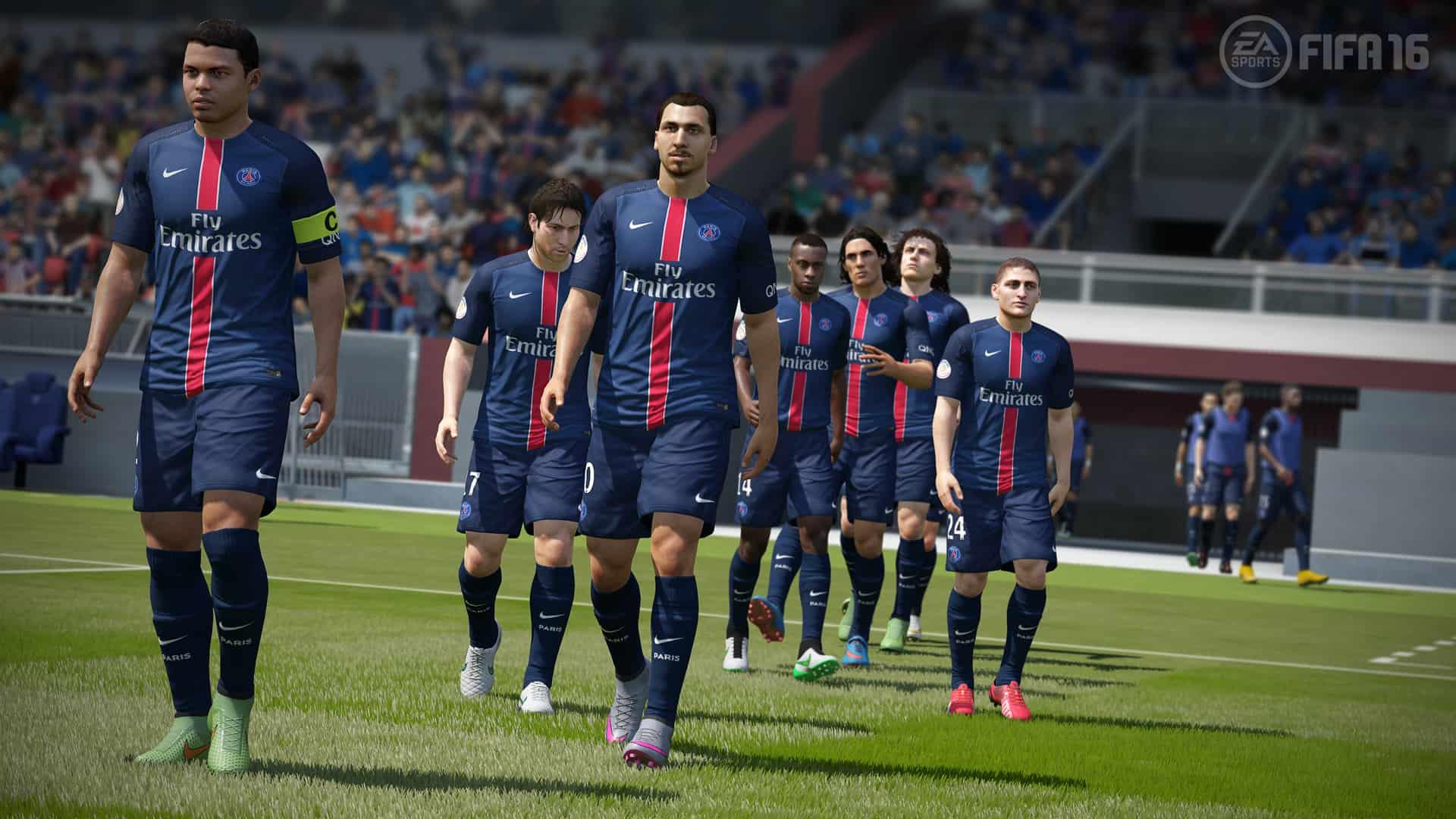 FIFA 16 scaricare gratis di pc