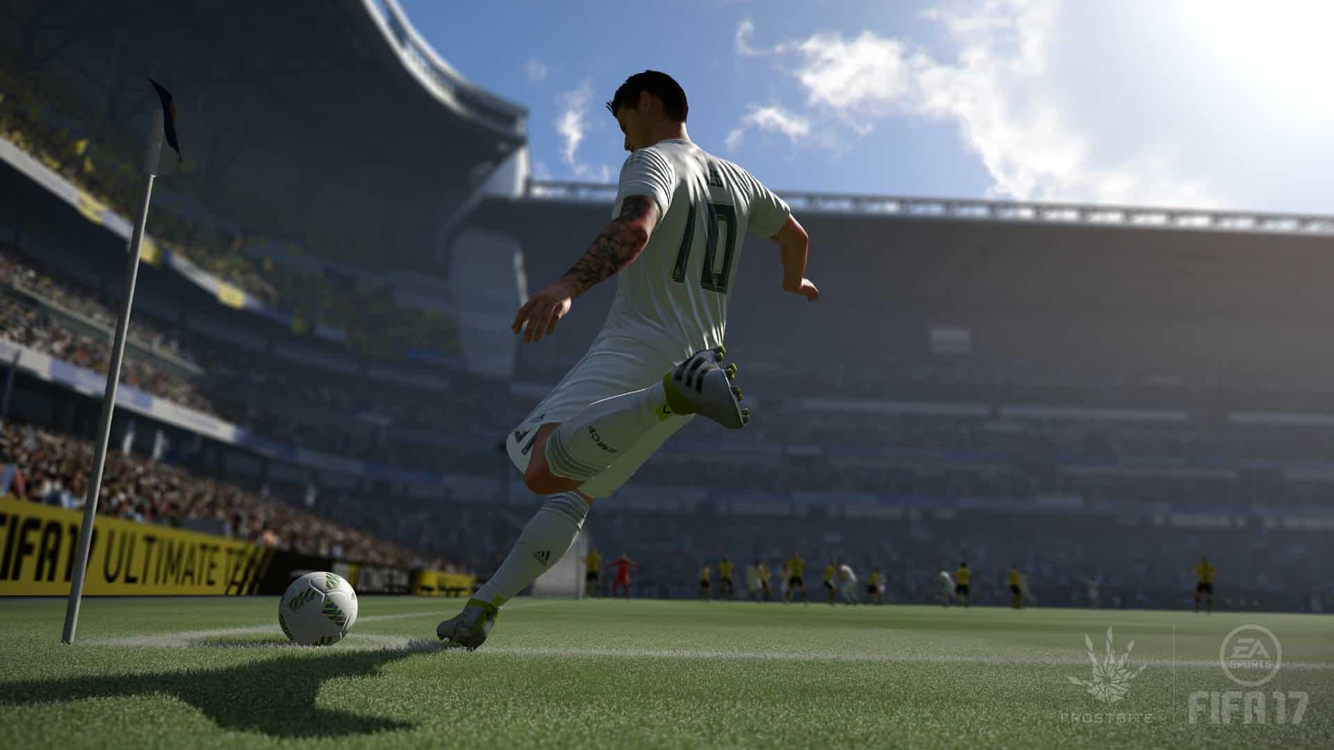 FIFA 17 Scaricare gratis gioco di pc