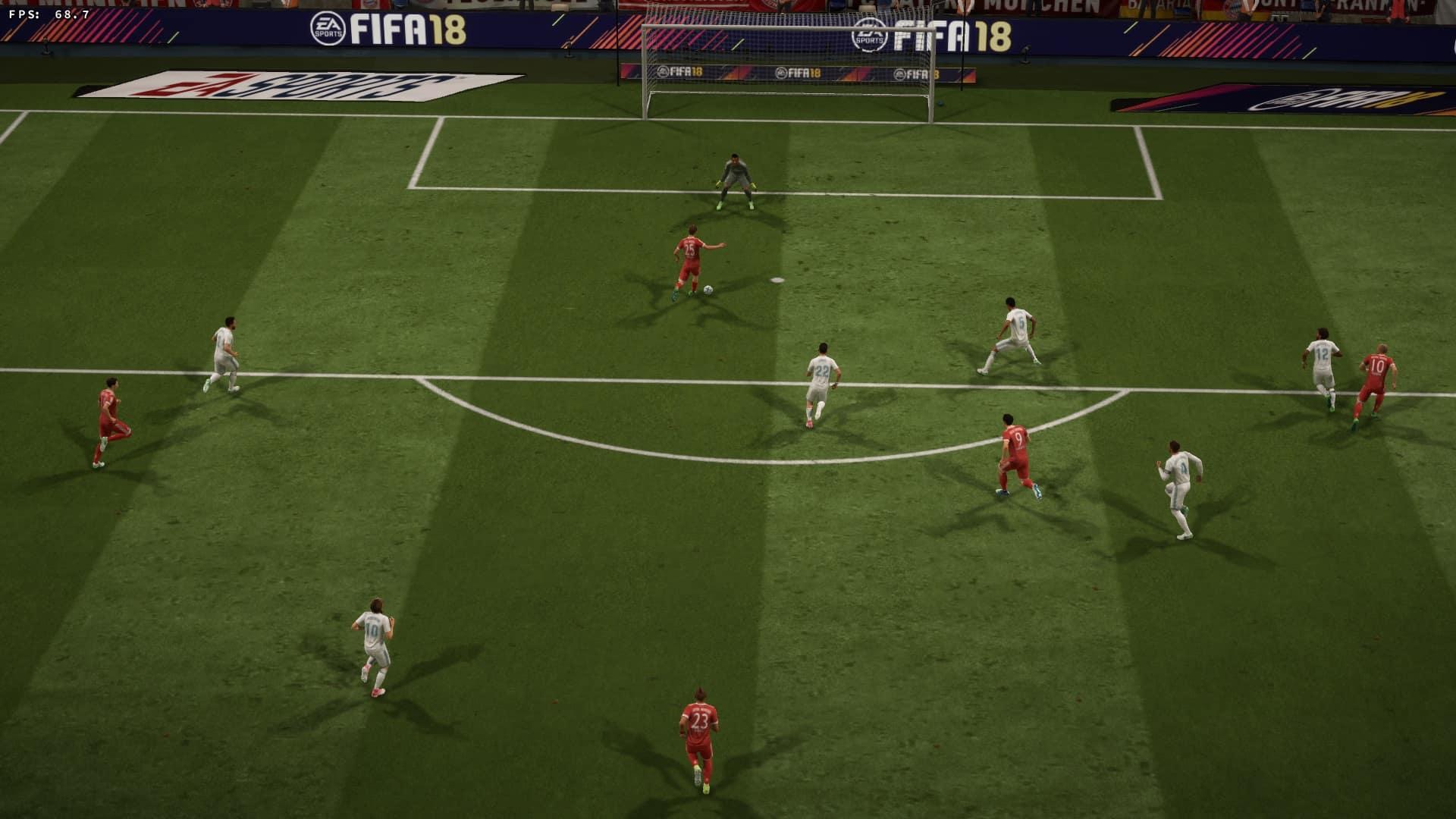 FIFA 18 Scaricare gioco di pc