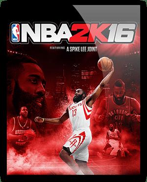 NBA 2K16 Gioco