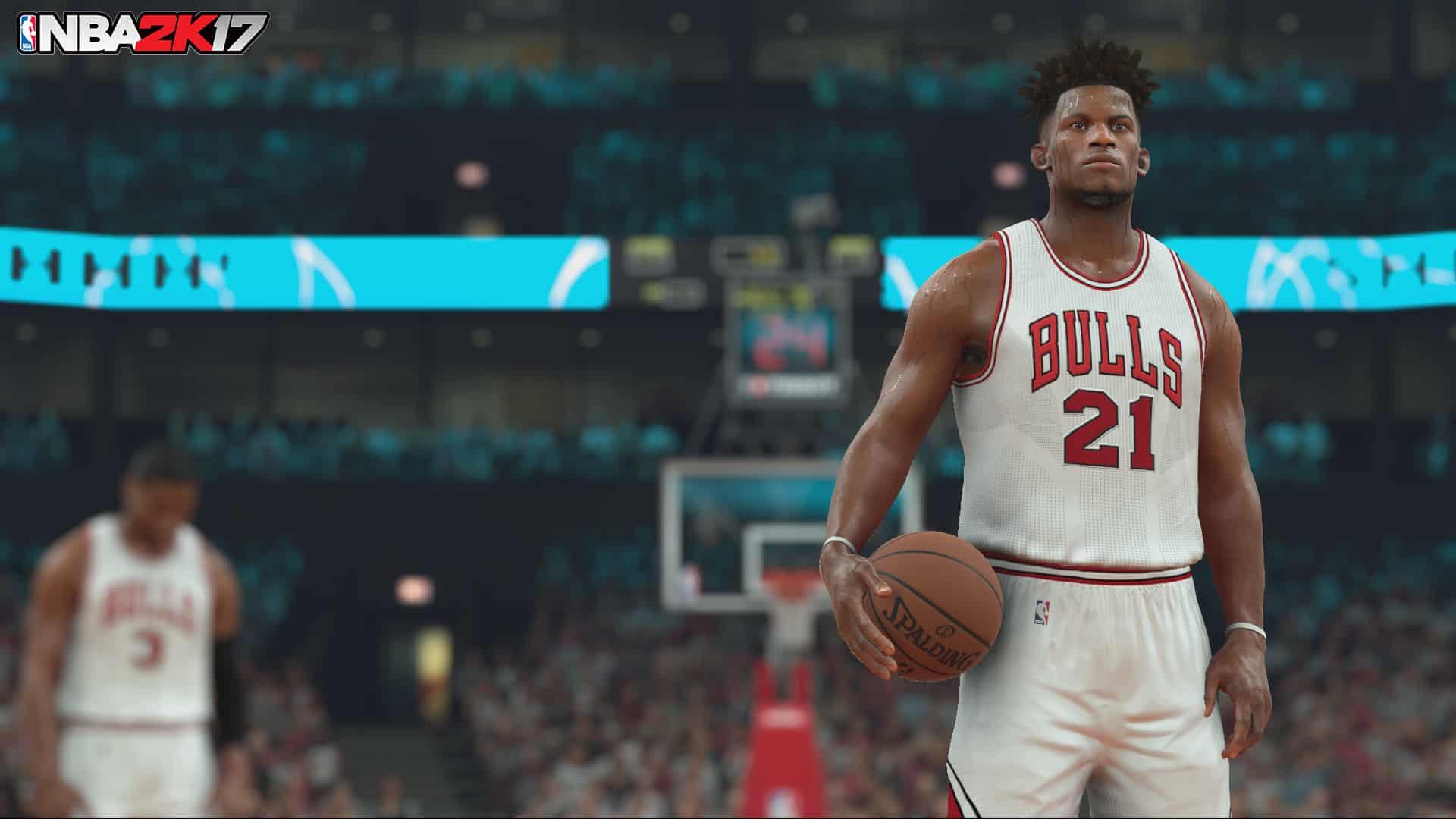 NBA 2K17 Scarica di pc gratis