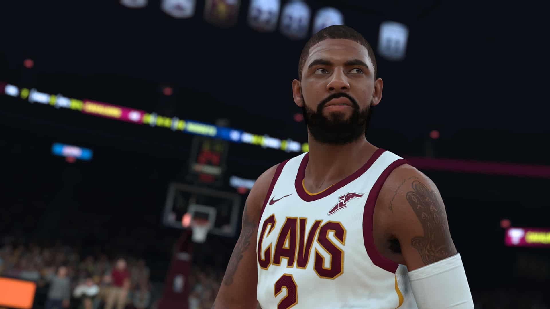 NBA 2K18 gratis di gioco