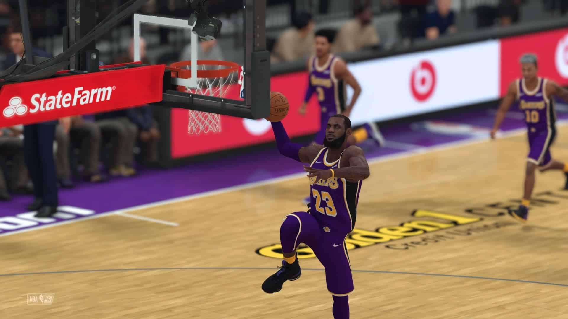 NBA 2K19 gratis gioco intero