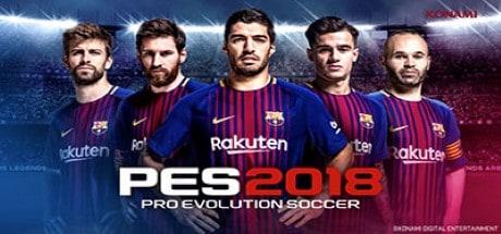 PES 2018 Scaricare gioco di pc