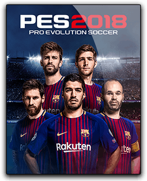 PES 2018 Gioco