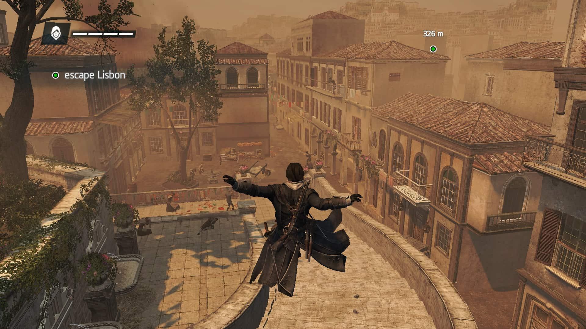 Creed Rogue