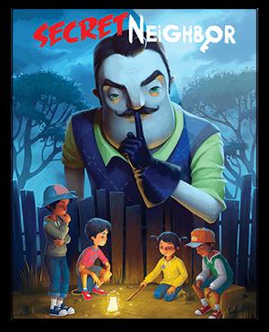 Secret Neighbor Gioco