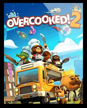 Overcooked 2 Gioco