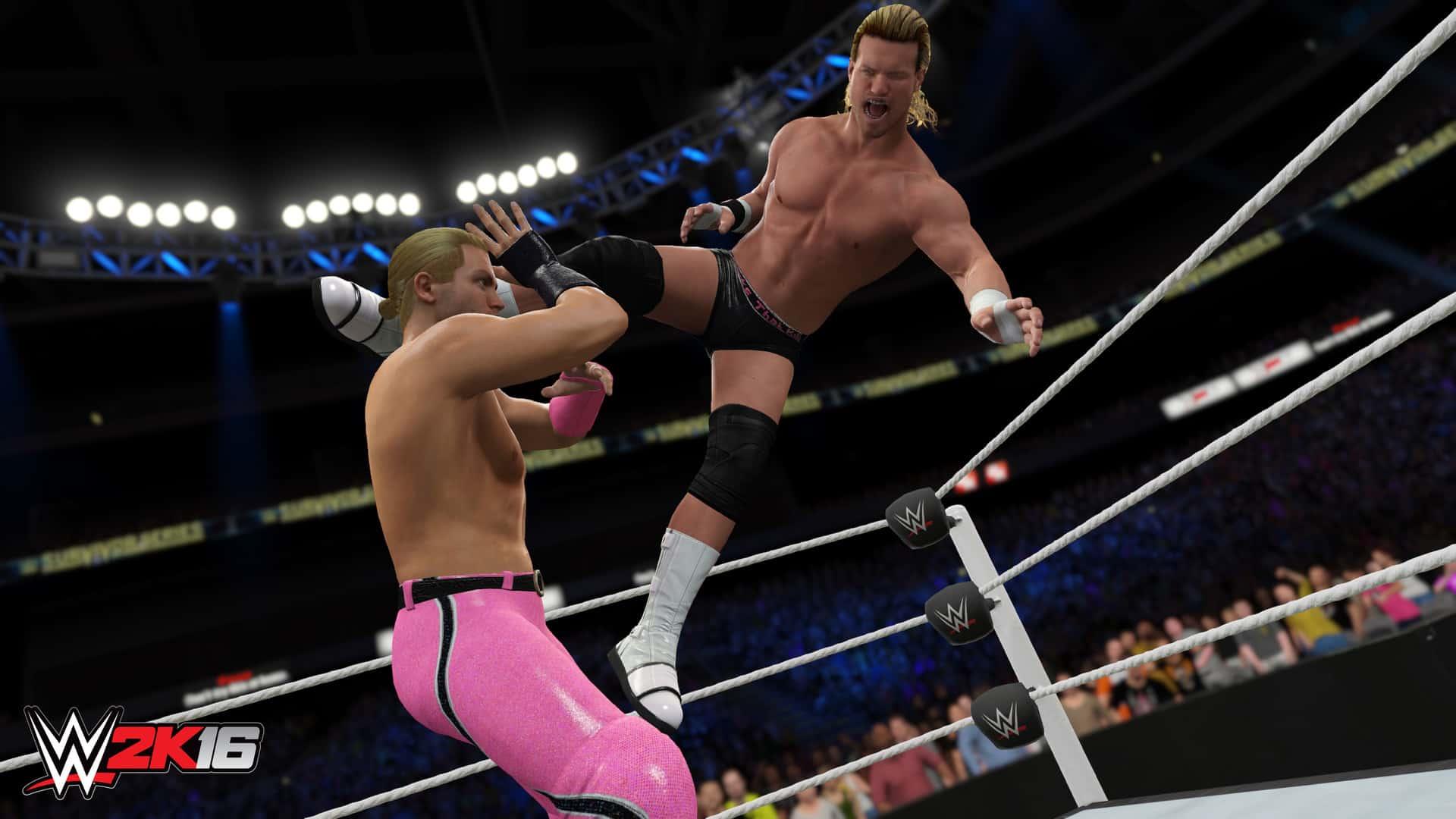WWE 2K16 Gioco