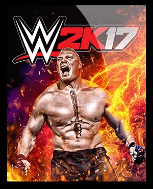WWE 2K17 Gioco