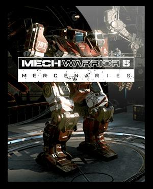 MechWarrior 5 Mercenaries Gioco