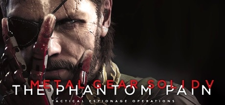 Metal Gear Solid V The Phantom Pain Gioco