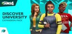 The Sims 4 Discover University Scaricare