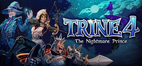 Trine 4 The Nightmare Prince Scaricare