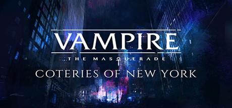 Vampire The Masquerade Coteries of New York PC