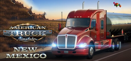 American Truck Simulator New Mexico