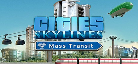 Cities Skylines Mass Transit Scaricare PC