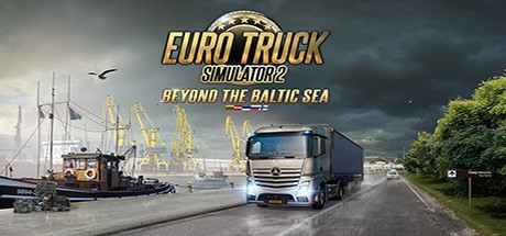 Euro Truck Simulator 2 Beyond the Baltic Sea Gioco