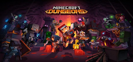Minecraft Dungeons PC gioco scarica