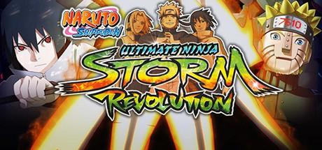 Naruto Shippuden Ultimate Ninja Storm Revolution gioco
