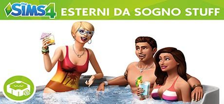 The Sims 4 Esterni da Sogno Stuff