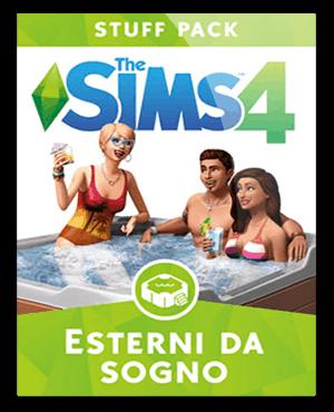 The Sims 4 Esternida Sogno Stuff