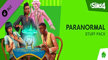 The Sims 4 Paranormal
